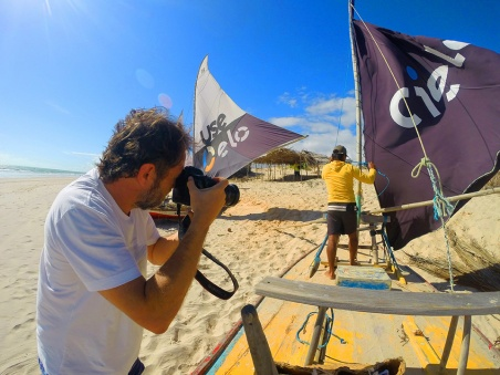 Canoa Quebrada - Making of